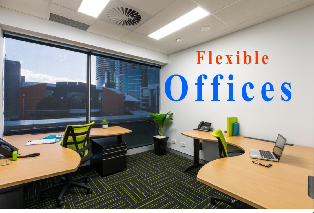 The Future of Flexible Offices - blog post image