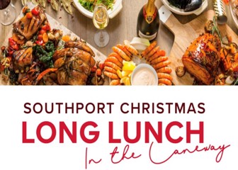 Southport Long Lunch December 2018 - blog post image