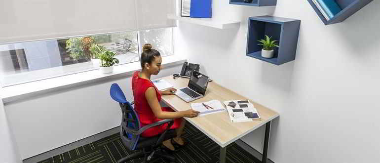 Private Office suites - GCBH Southport