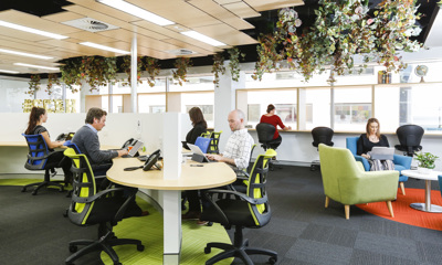 Benefits of Coworking - blog post image